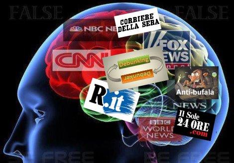 La nuova Dittatura della Propaganda e della Disinformazione