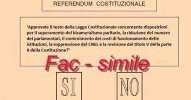 Referendum: questo non è un quesito, è una truffa